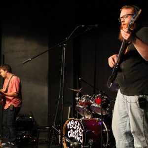 Mystery Crash Band